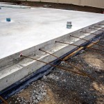 Post Tension, Horsham, concrete slab, pre-stressed concrete