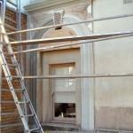 Stawell, Shire Hall, render restoration