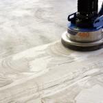 Concrete grind, Horsham, Alfresco slab