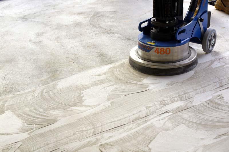 Horsham Concrete Grinding Polished Floor Benchtop