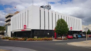 Horsham Post Office Render